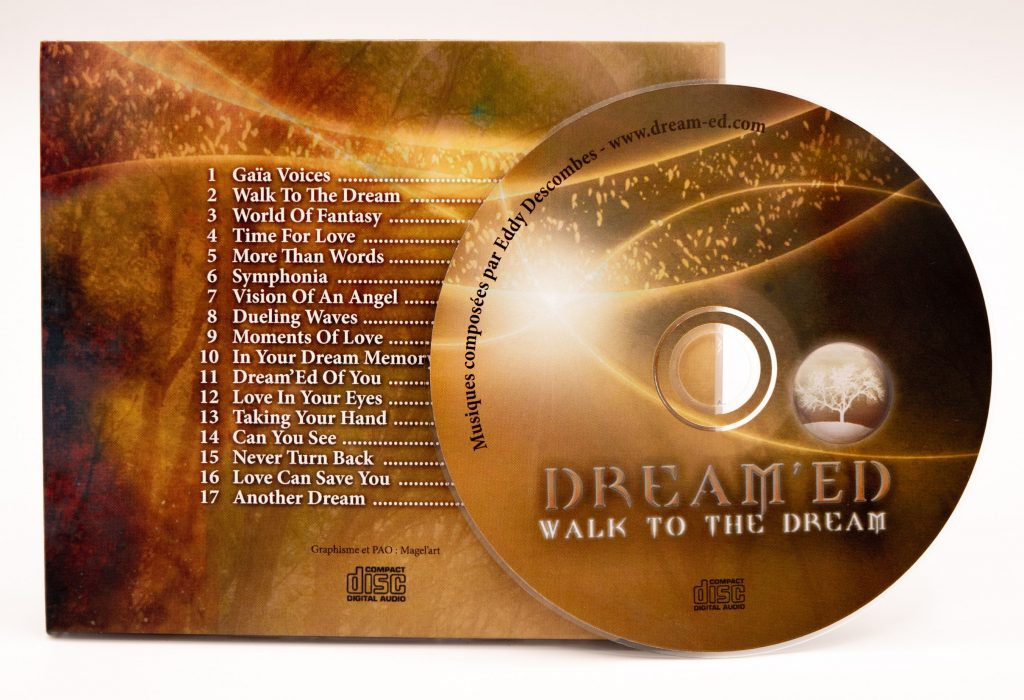 Walk To The Dream back