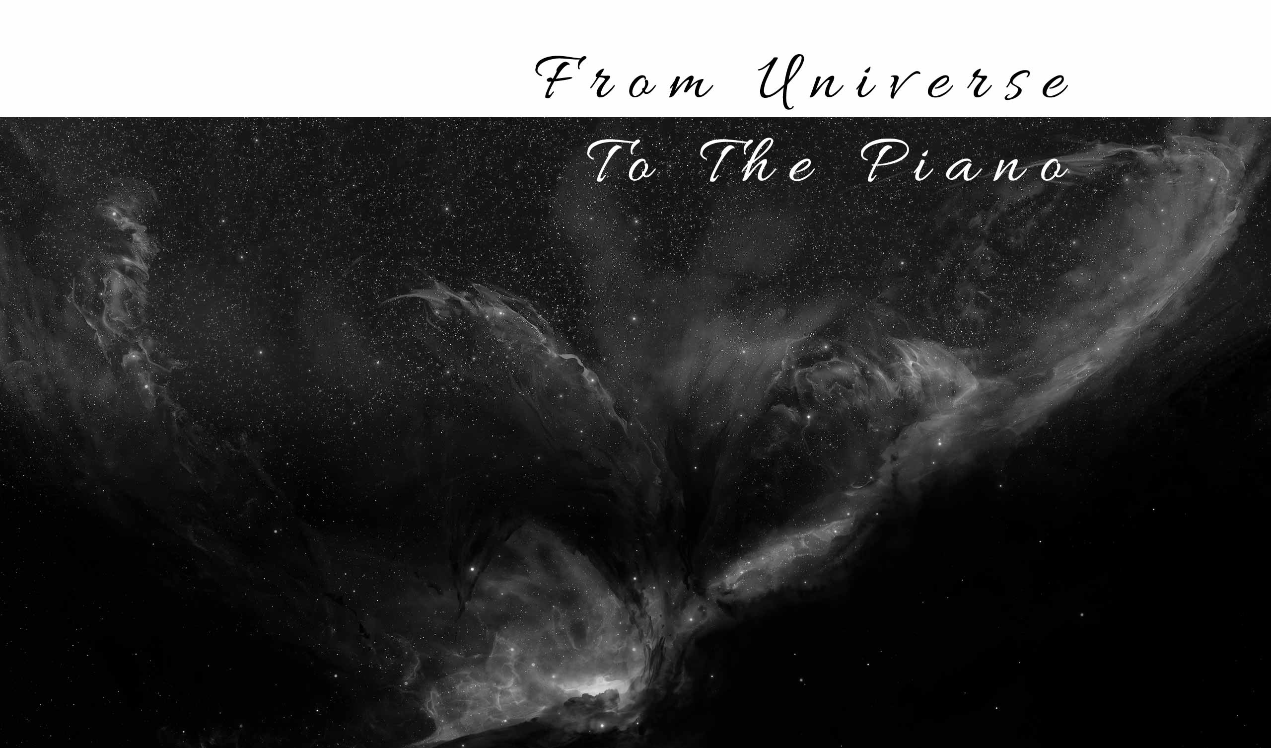Dream'Ed - From Universe To The Piano